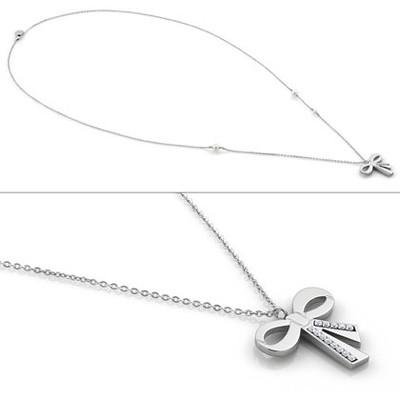 collana donna gioielli Nomination Swarovski 026904/001