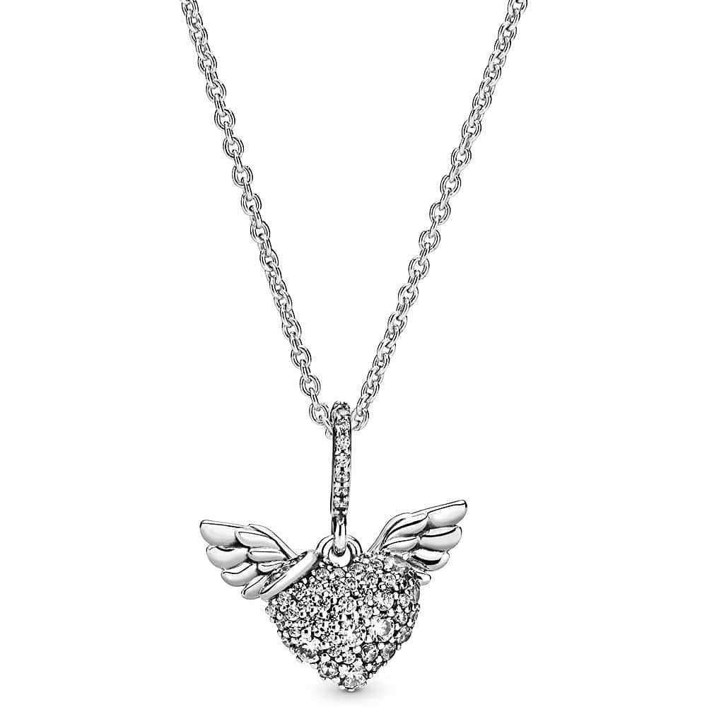 anello pandora ali angelo