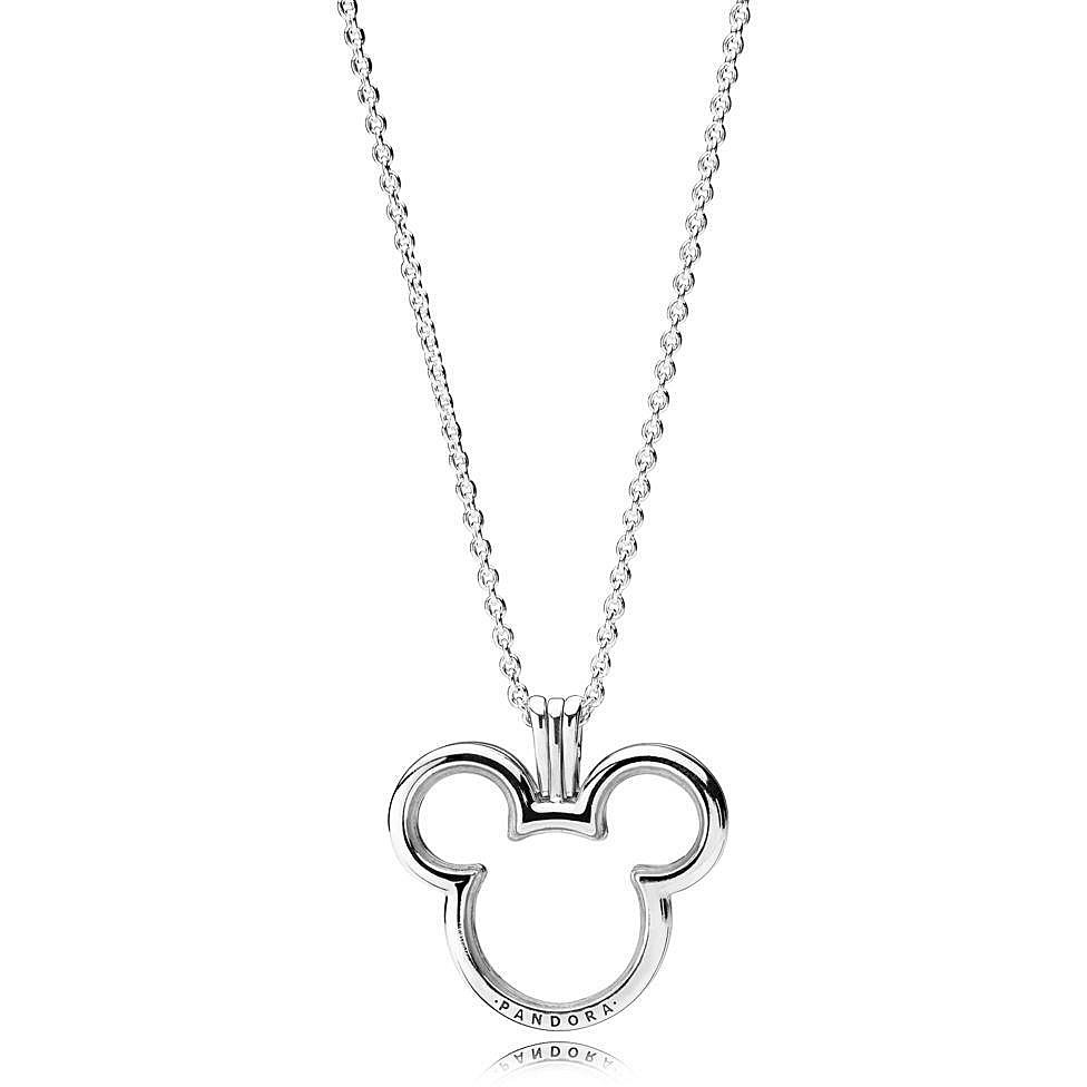 New York d032b 12e3b collana donna gioielli Pandora Disney 397177-75
