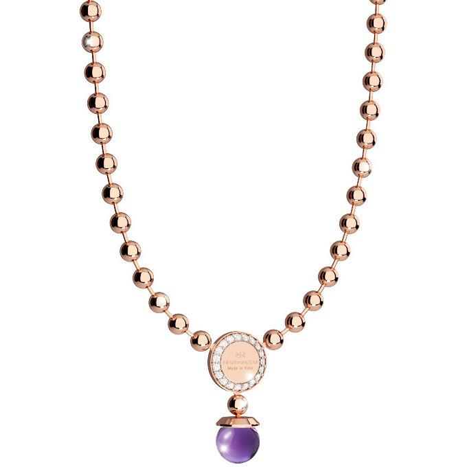 collana donna gioielli Rebecca Boulevard Stone BHBKRA01