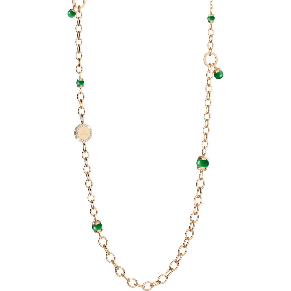 collana donna gioielli Rebecca Hollywood Stone BHSKOS15