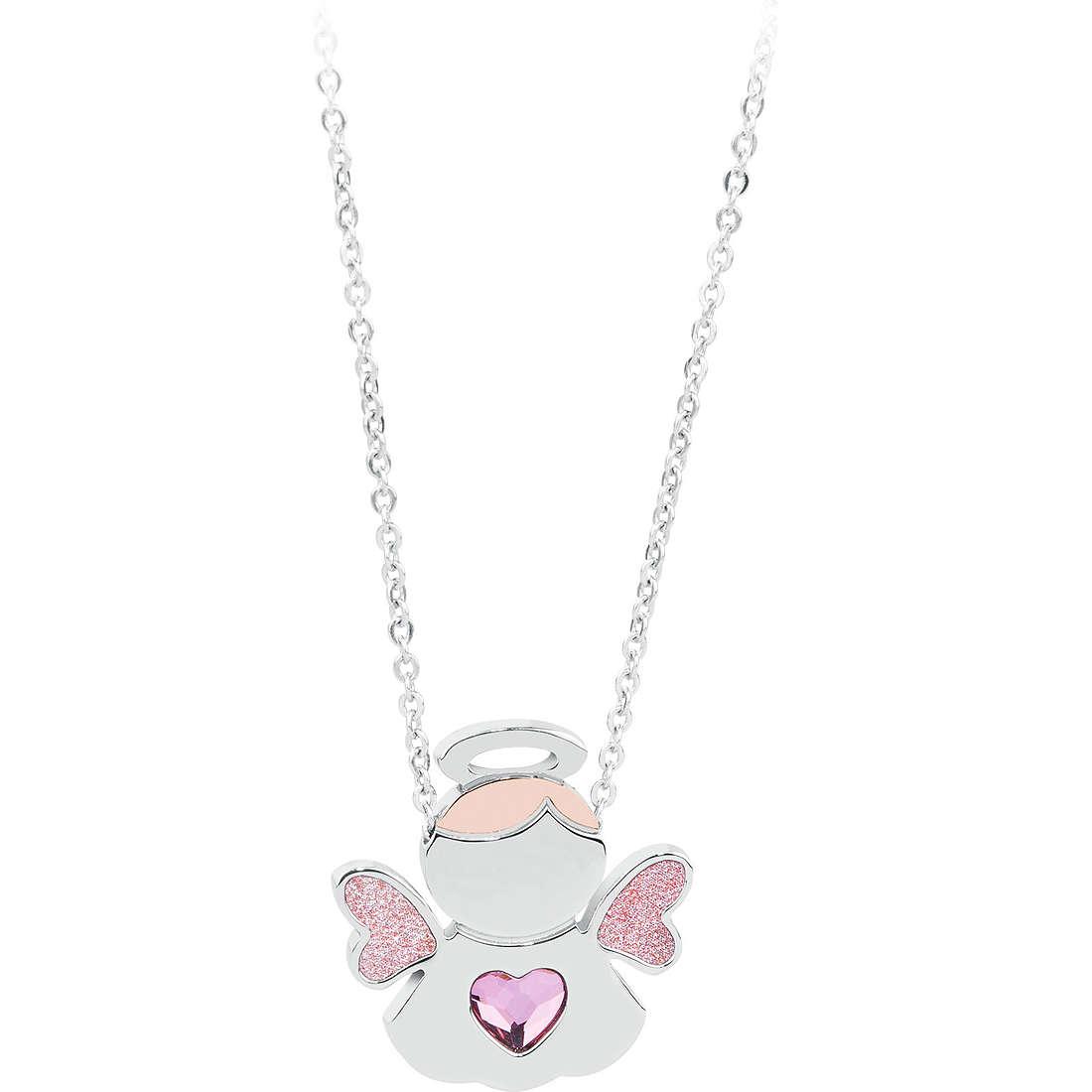 collana donna gioielli Sagapò Angels SNG03
