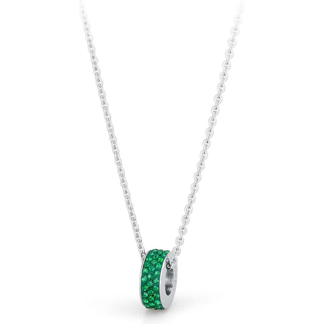 collana donna gioielli Sagapò CRYSTAL RING SCR04