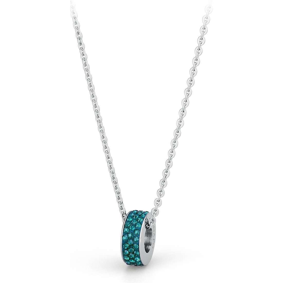 collana donna gioielli Sagapò CRYSTAL RING SCR09