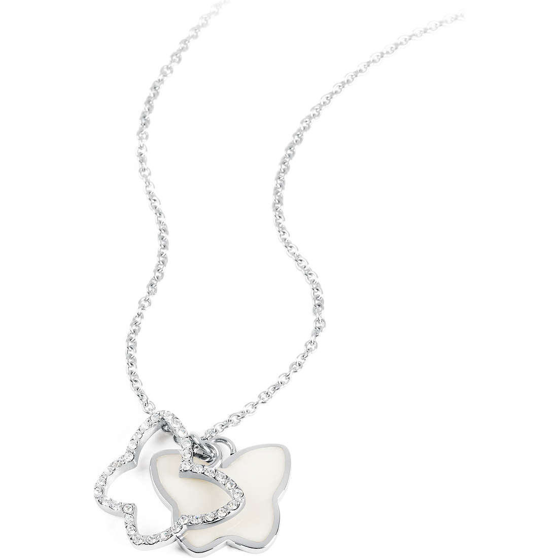 collana donna gioielli Sagapò DUAL SDU02