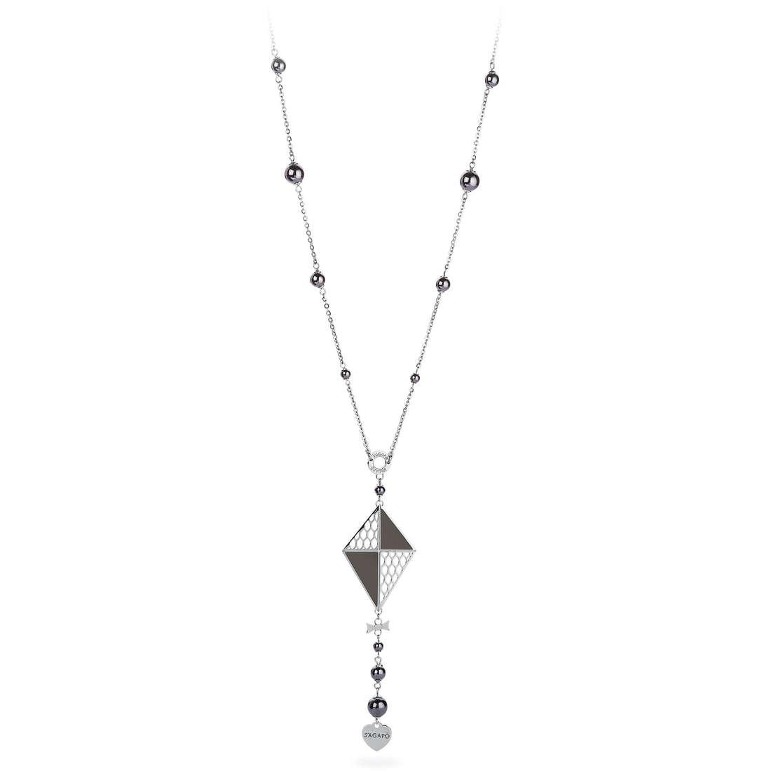 collana donna gioielli Sagapò Eolo SEO02