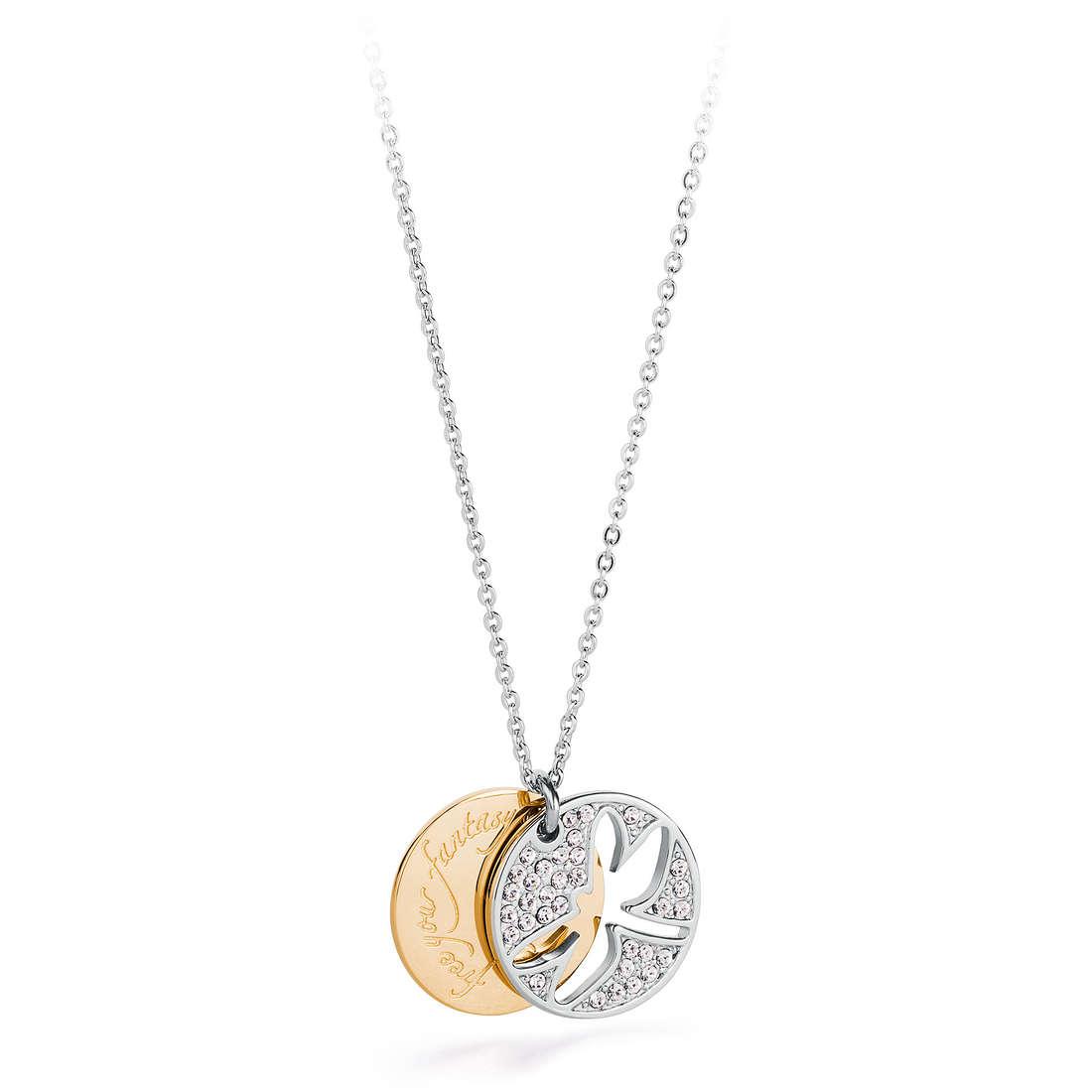 collana donna gioielli Sagapò Fortune SFO02