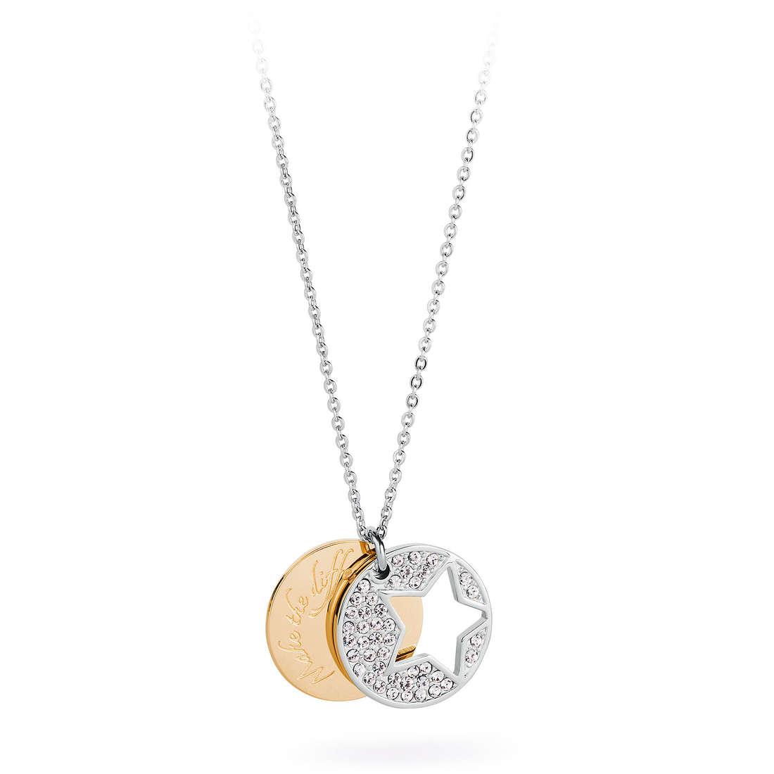 collana donna gioielli Sagapò Fortune SFO03