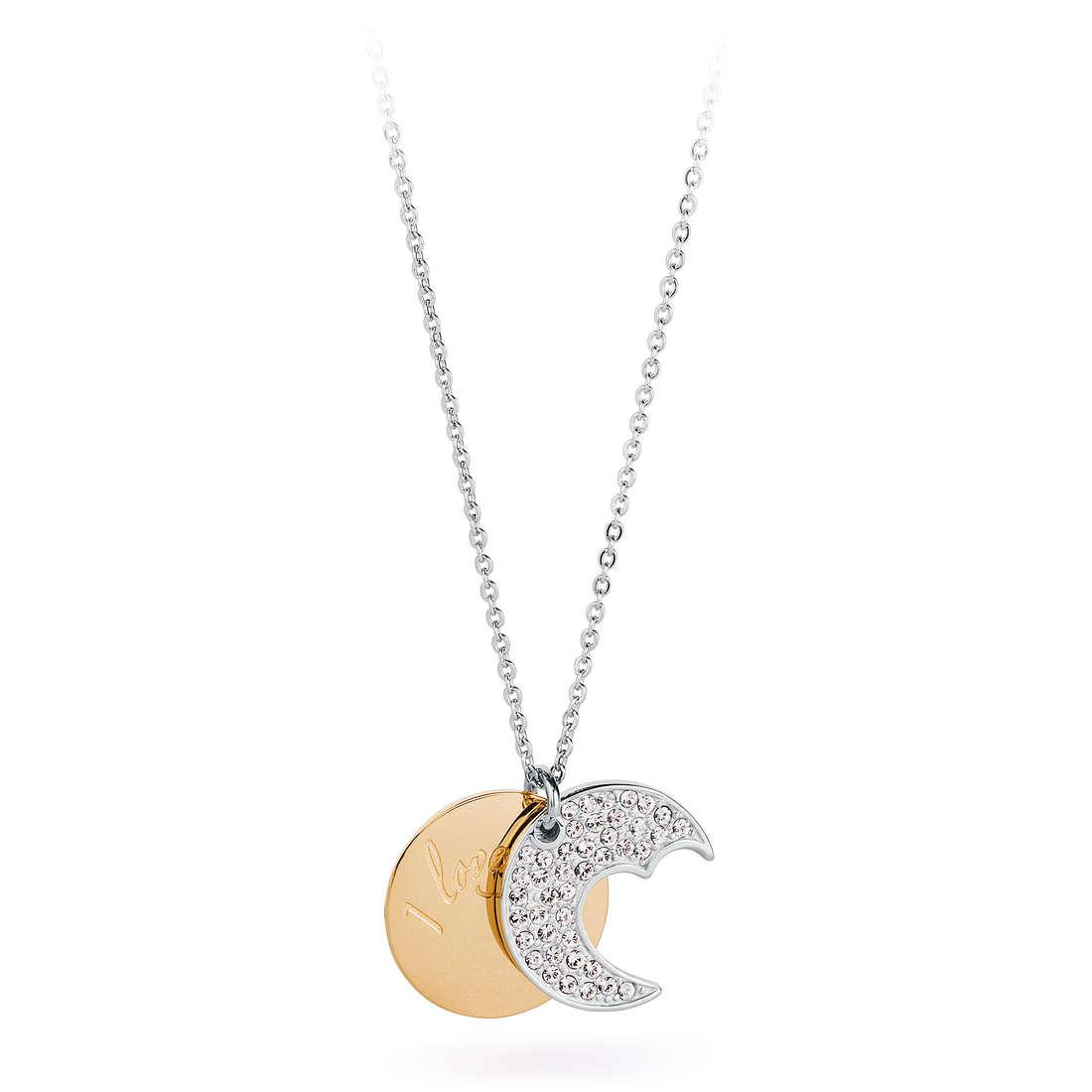 collana donna gioielli Sagapò Fortune SFO04