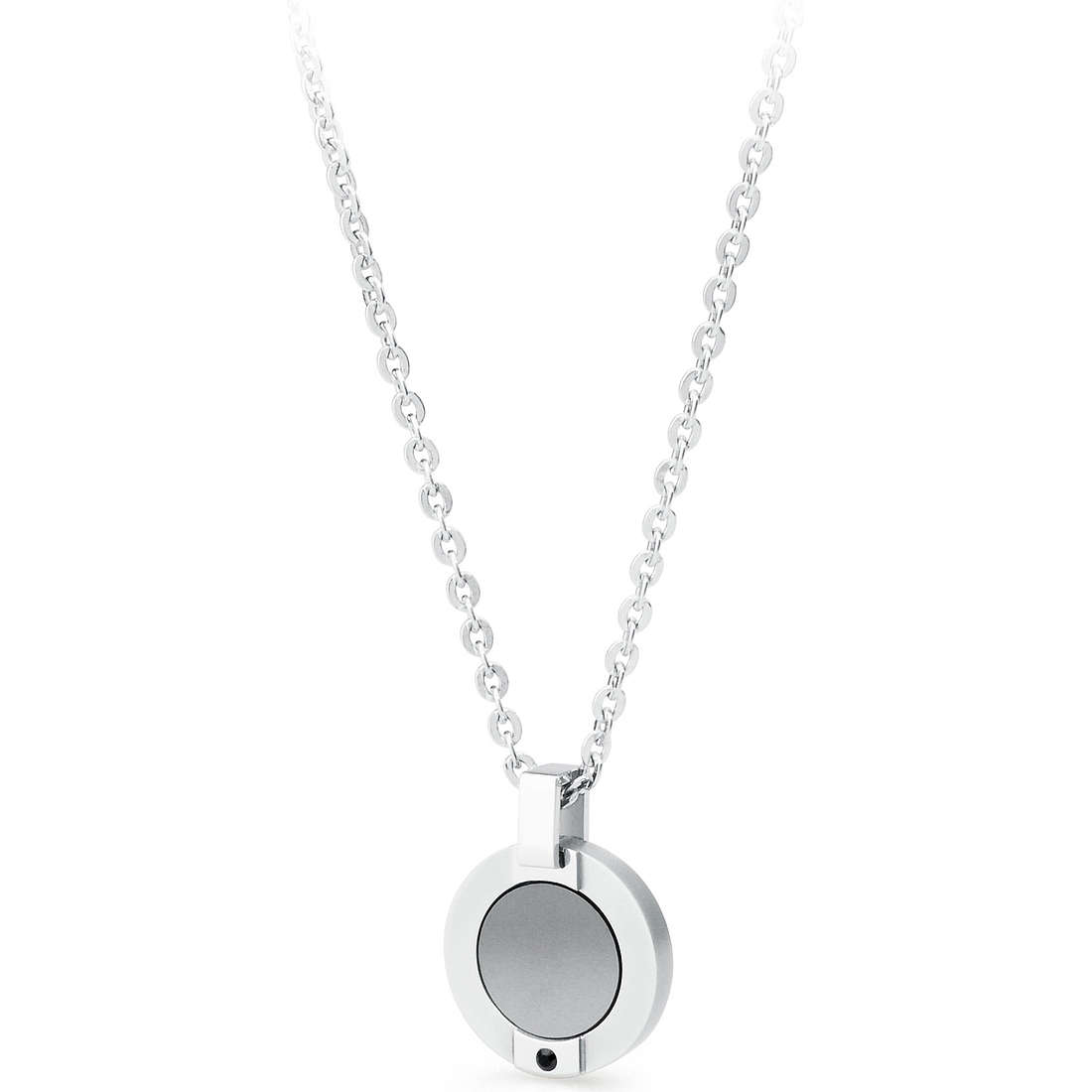 collana donna gioielli Sagapò GREY SGR01