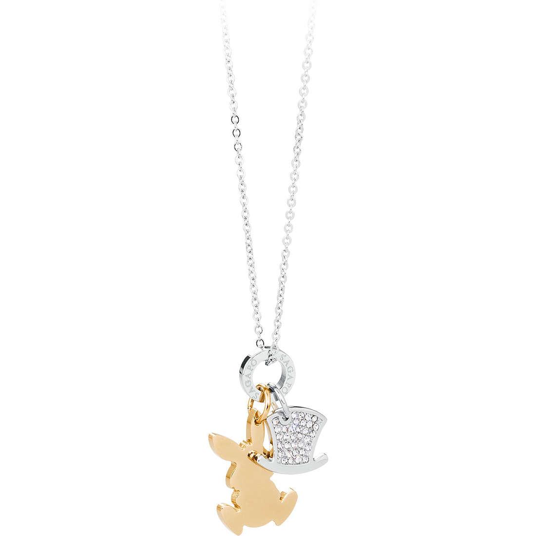 collana donna gioielli Sagapò Honey SHN07