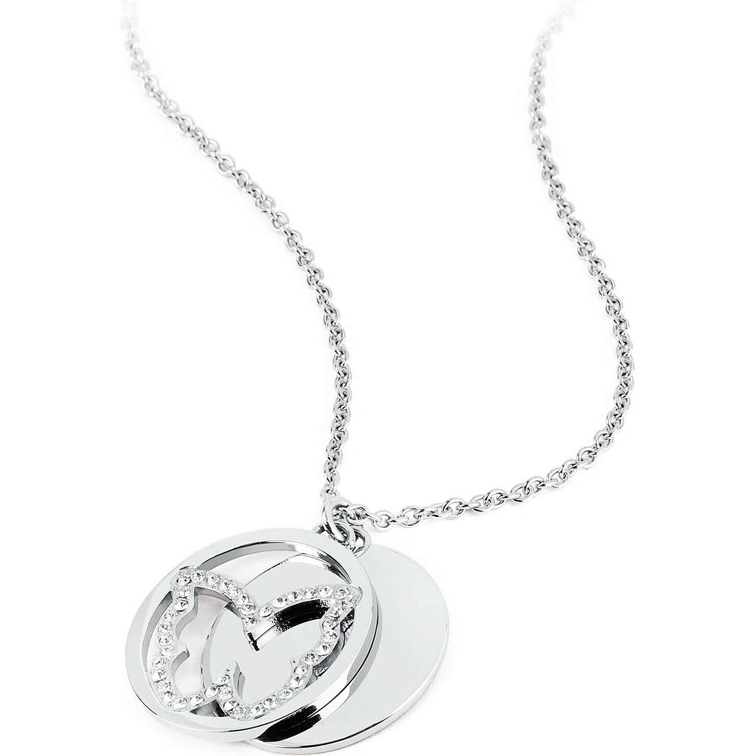 collana donna gioielli Sagapò Miroir SAGAPOSRO03