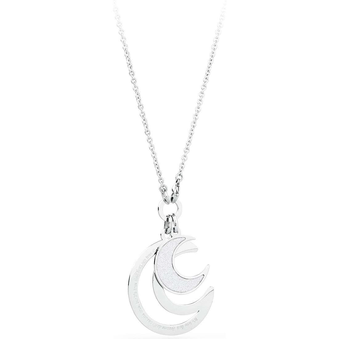 collana donna gioielli Sagapò Moonlight SML01