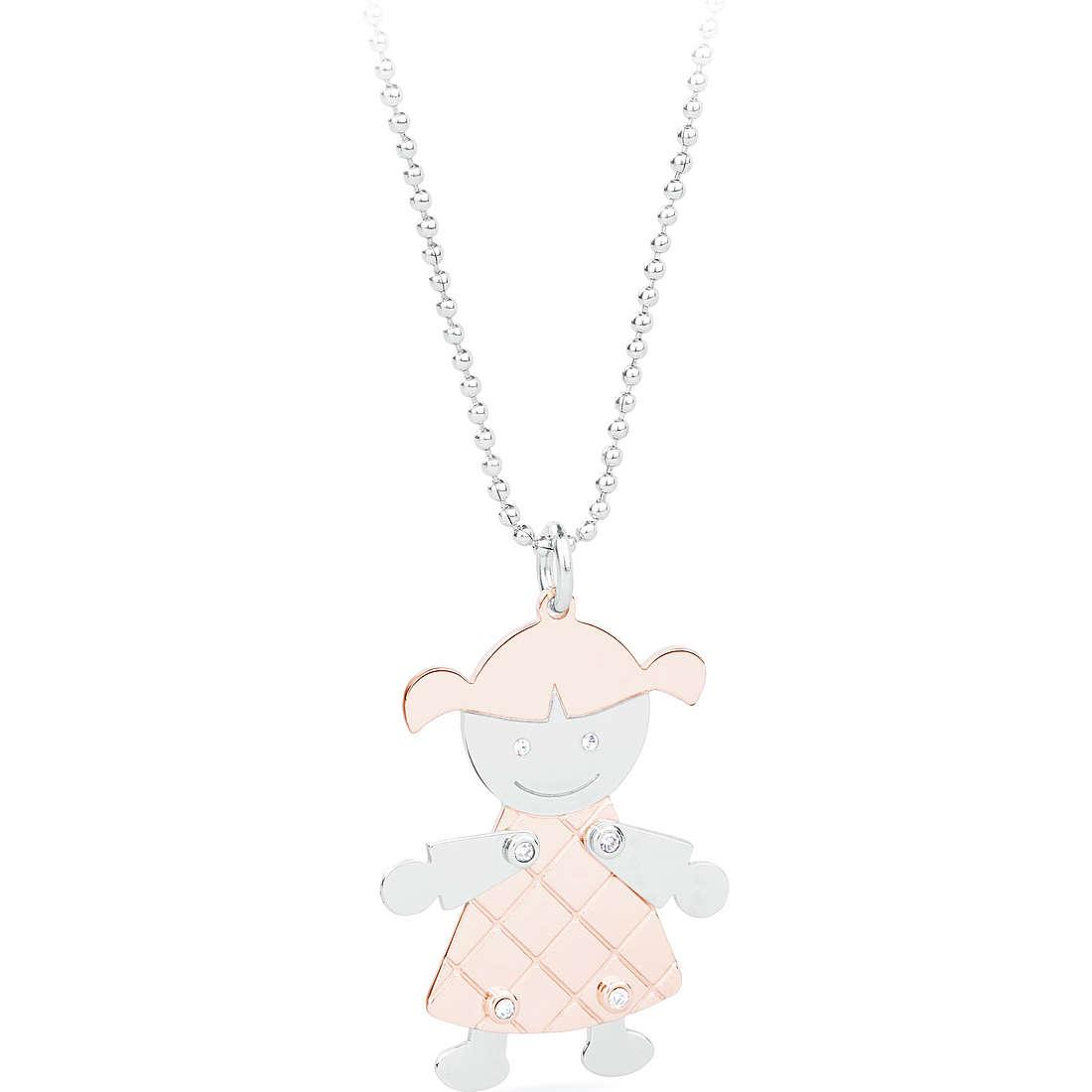 collana donna gioielli Sagapò Puppets SPP02