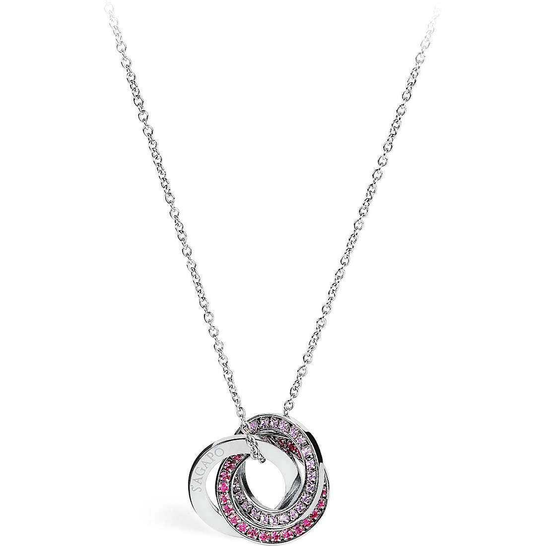 collana donna gioielli Sagapò Trinidad STR03