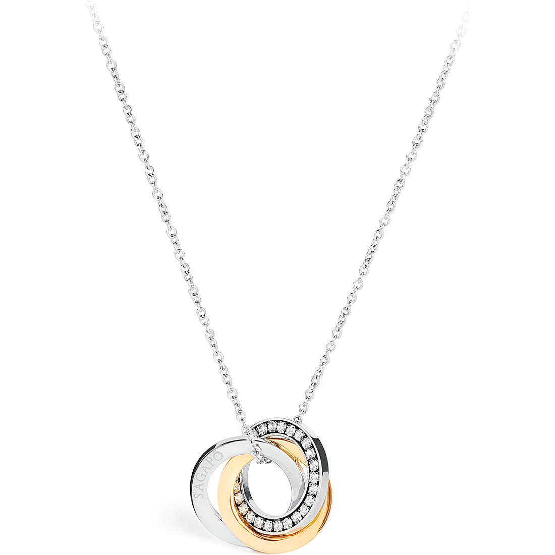 collana donna gioielli Sagapò Trinidad STR04