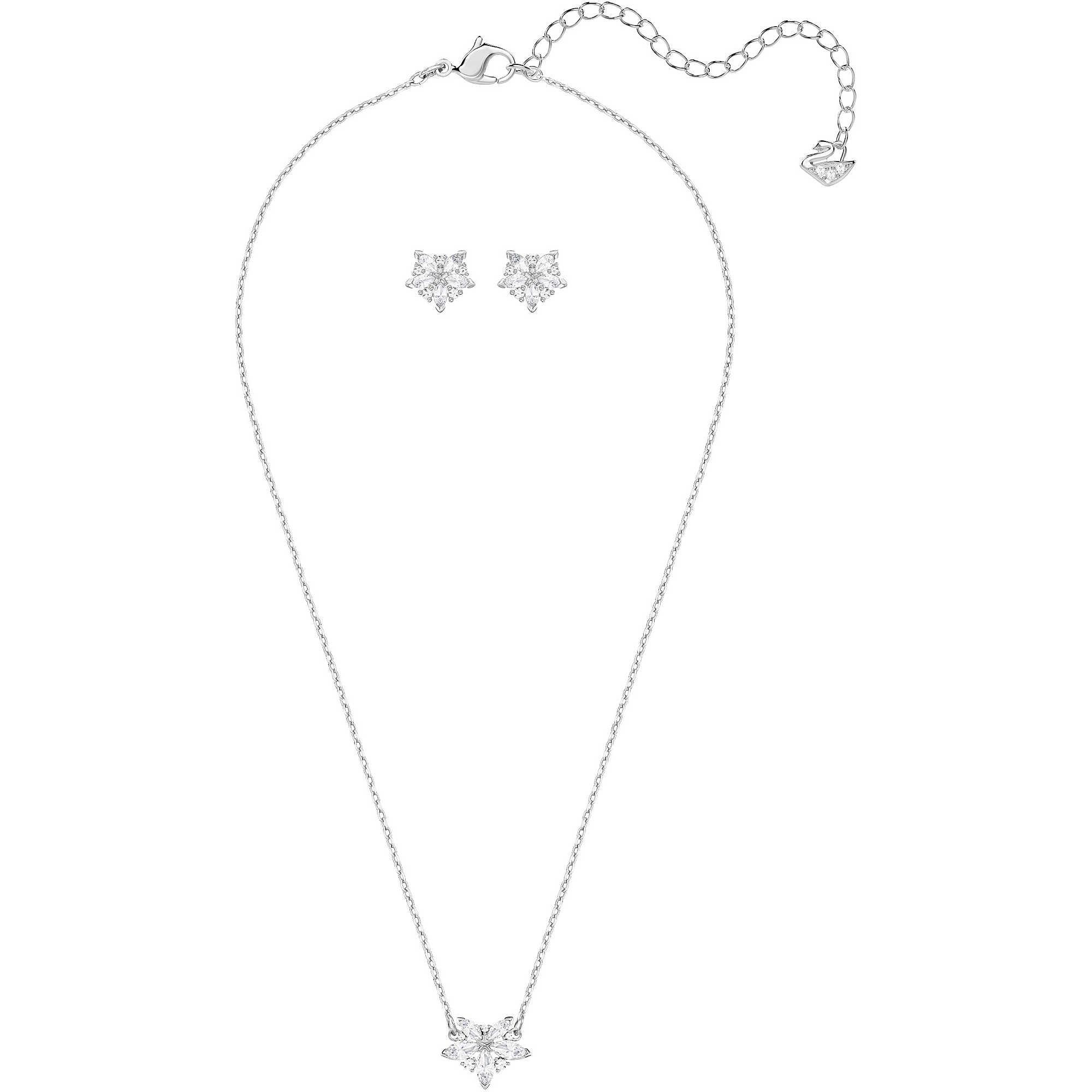 3c8437f568a751 collana donna gioielli Swarovski Lady 5408432 collane Swarovski