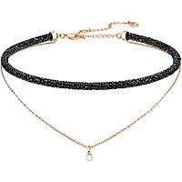 collana donna gioielli Swarovski Long Beach 5385838