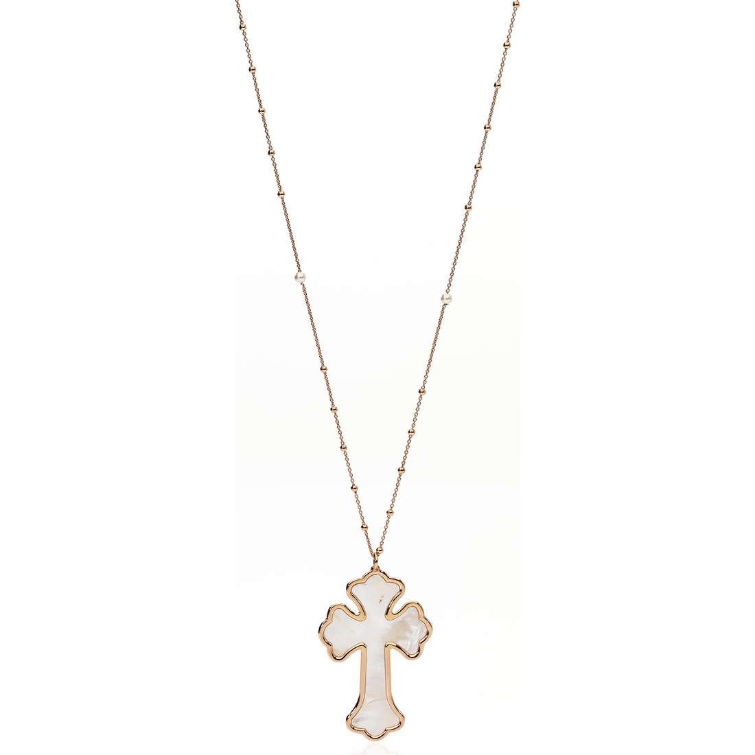 collana unisex gioielli Amen CLGMPB