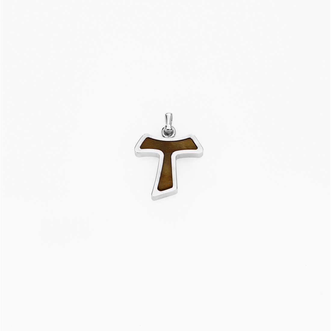 collana unisex gioielli Amen CLTAOGE
