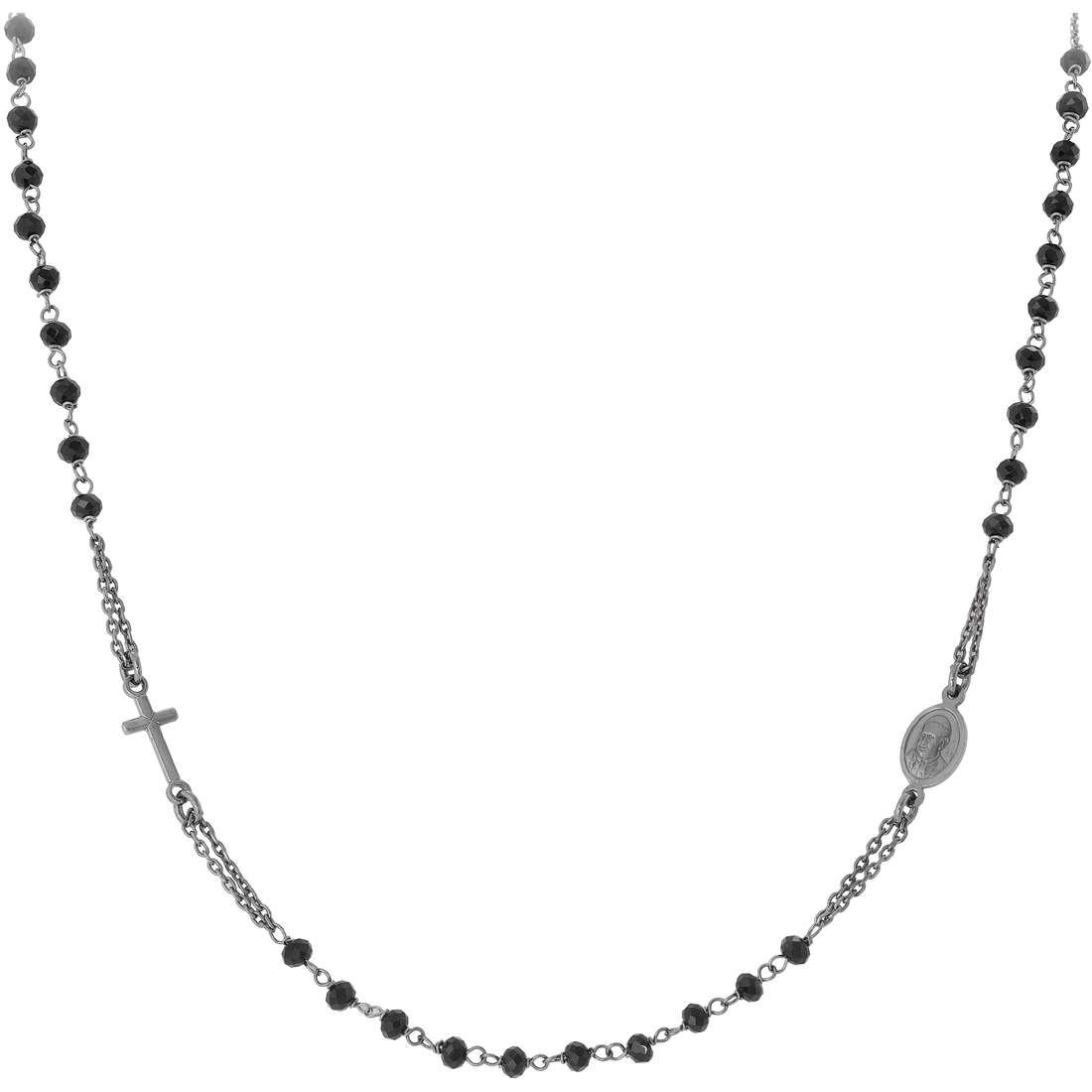 collana unisex gioielli Amen CRONN3
