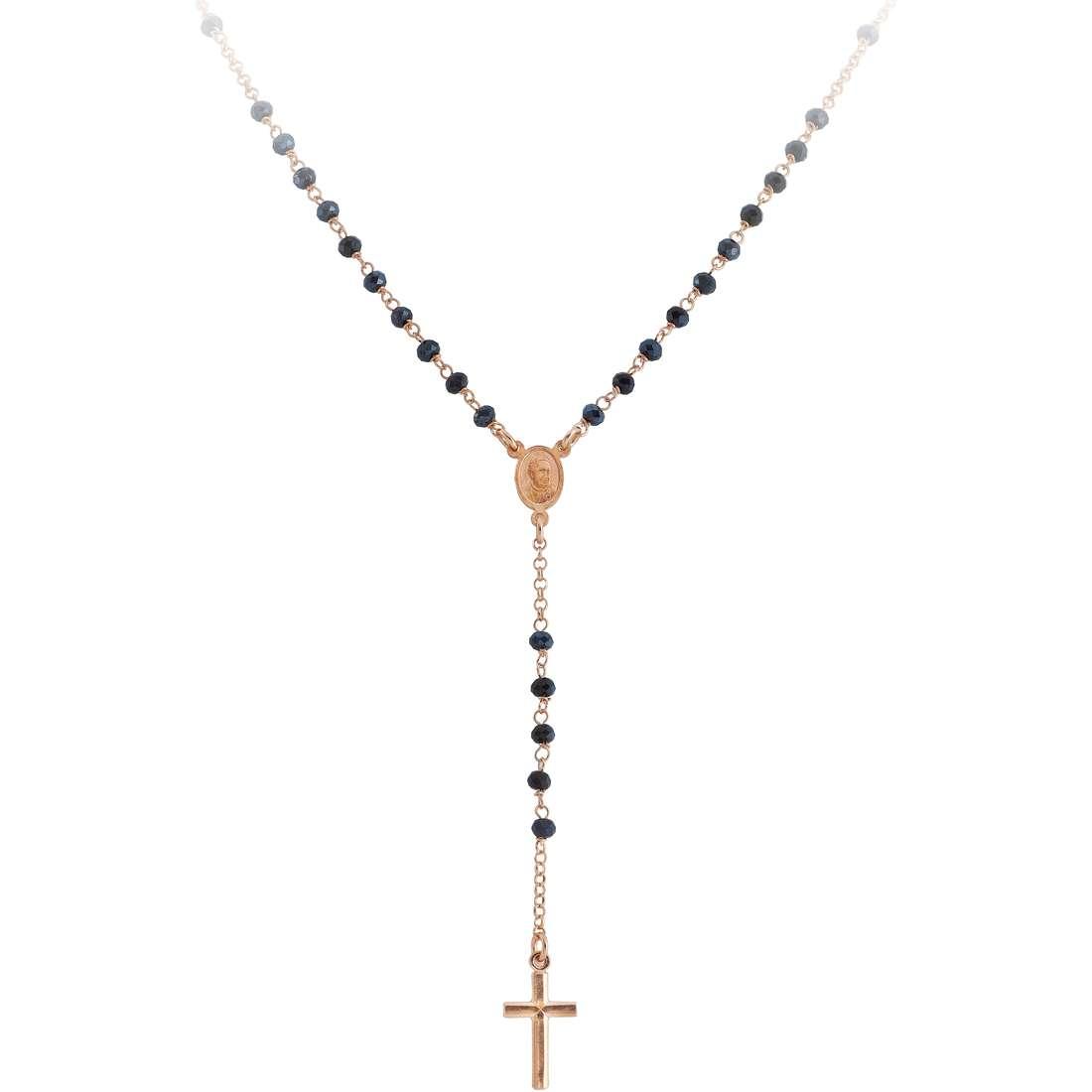 collana unisex gioielli Amen CRORG4