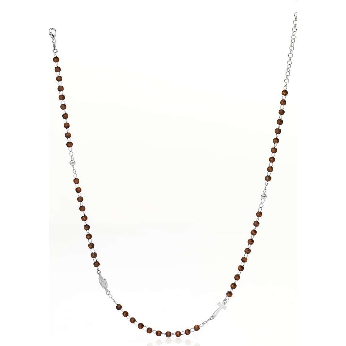 collana unisex gioielli Amen CTABLM3