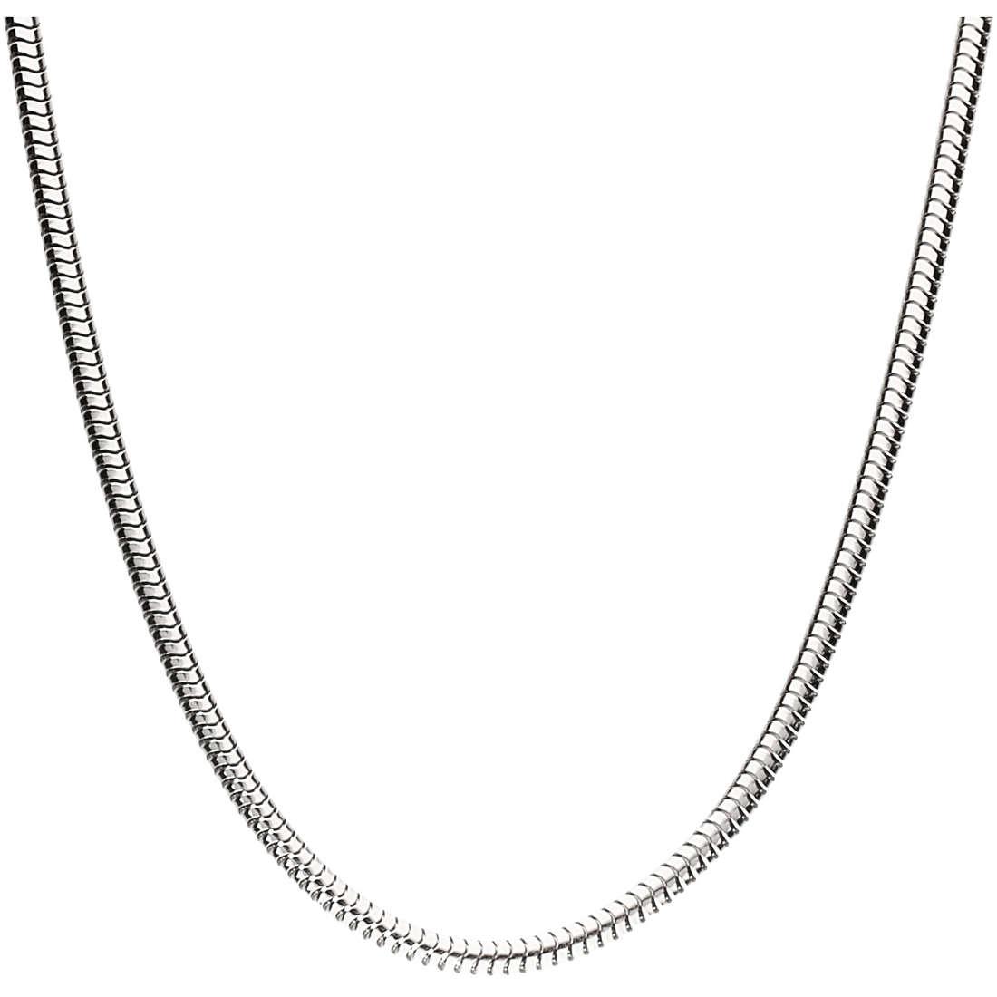 collana unisex gioielli GioiaPura GPSRSCL0041-50