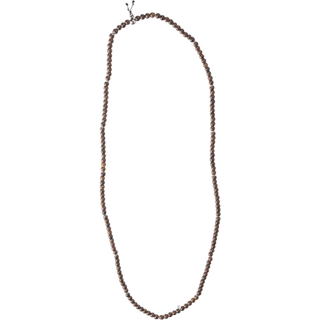 collana unisex gioielli Marlù Culti 3CO0033