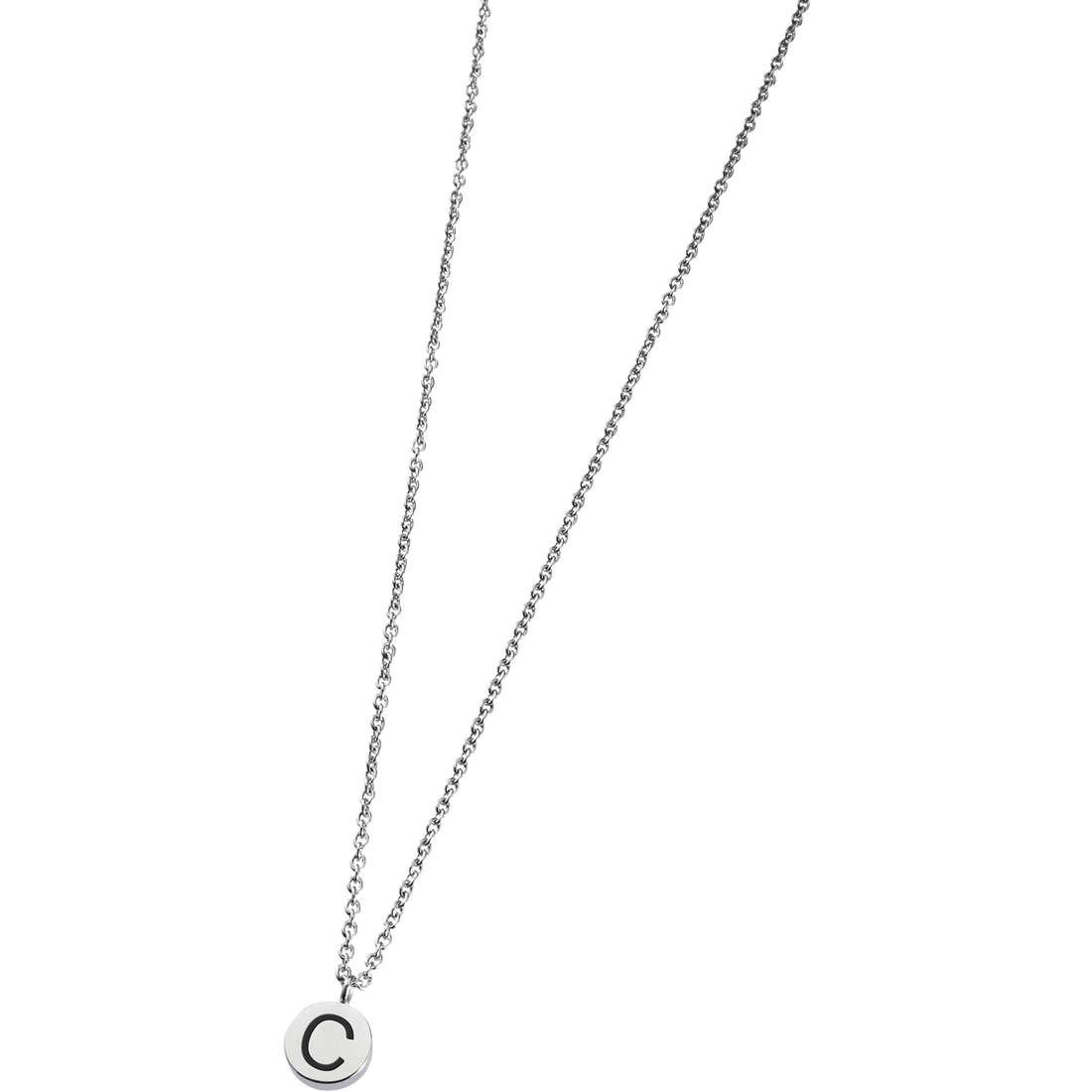 collana unisex gioielli Marlù Oui C'Est Moi 18CN028C