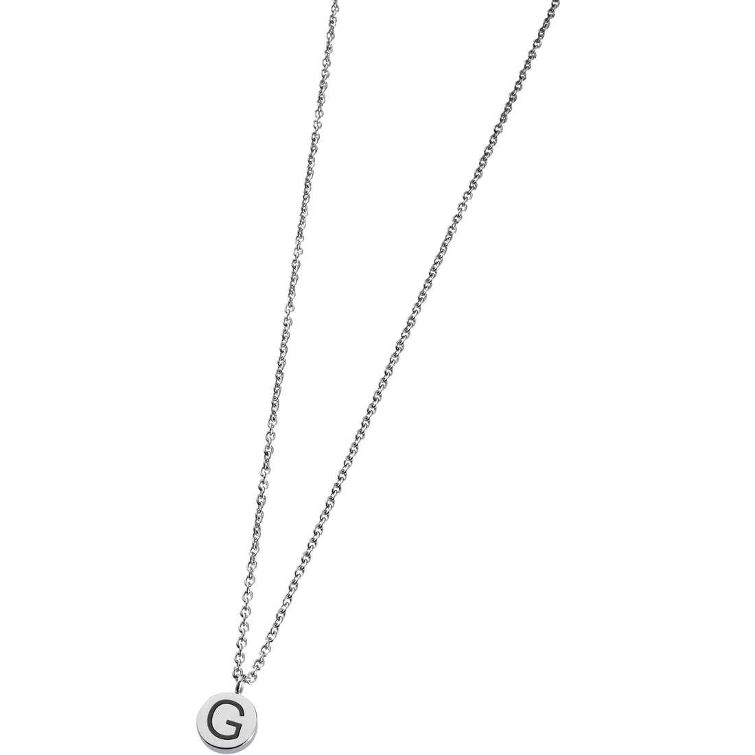 collana unisex gioielli Marlù Oui C'Est Moi 18CN028G
