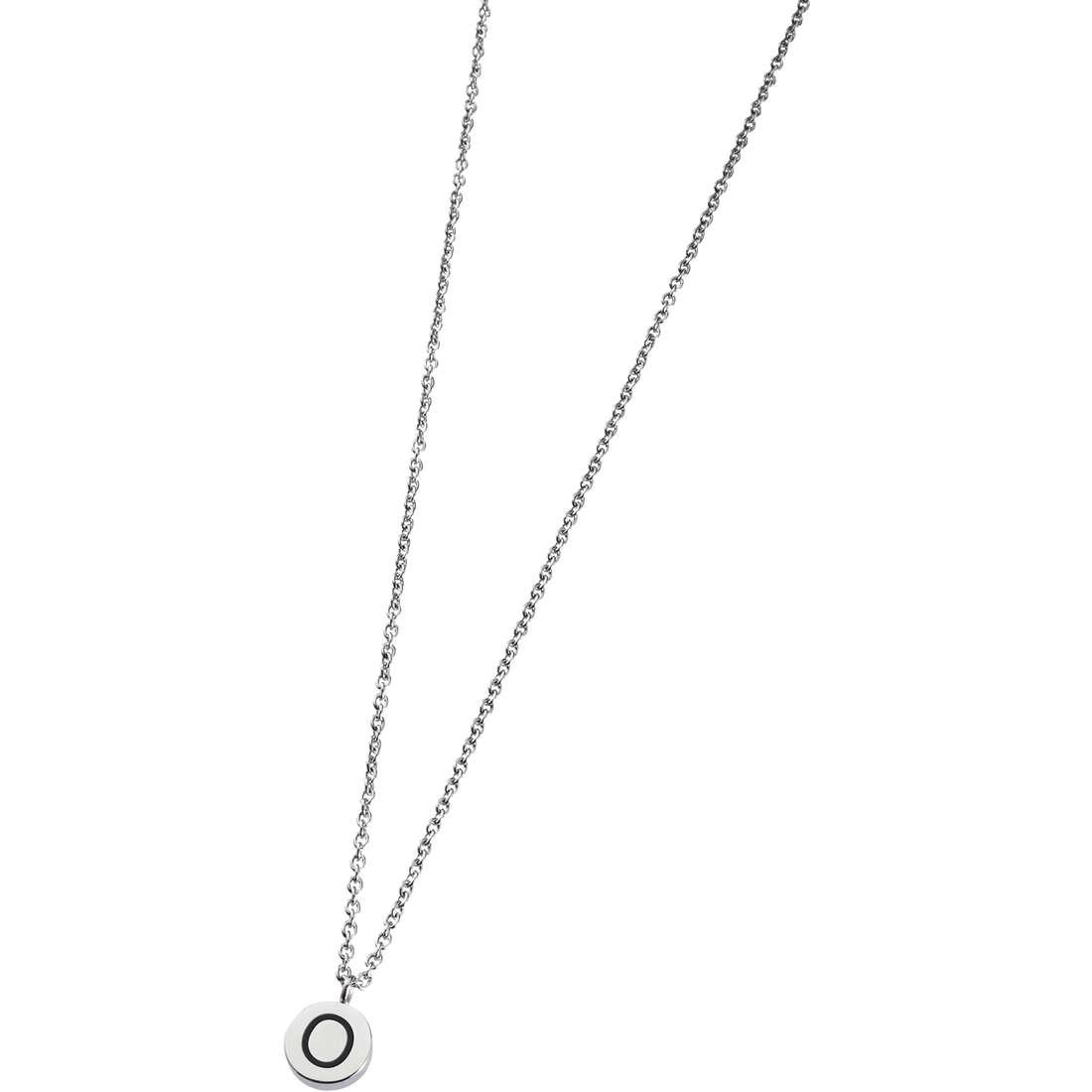 collana unisex gioielli Marlù Oui C'Est Moi 18CN028O