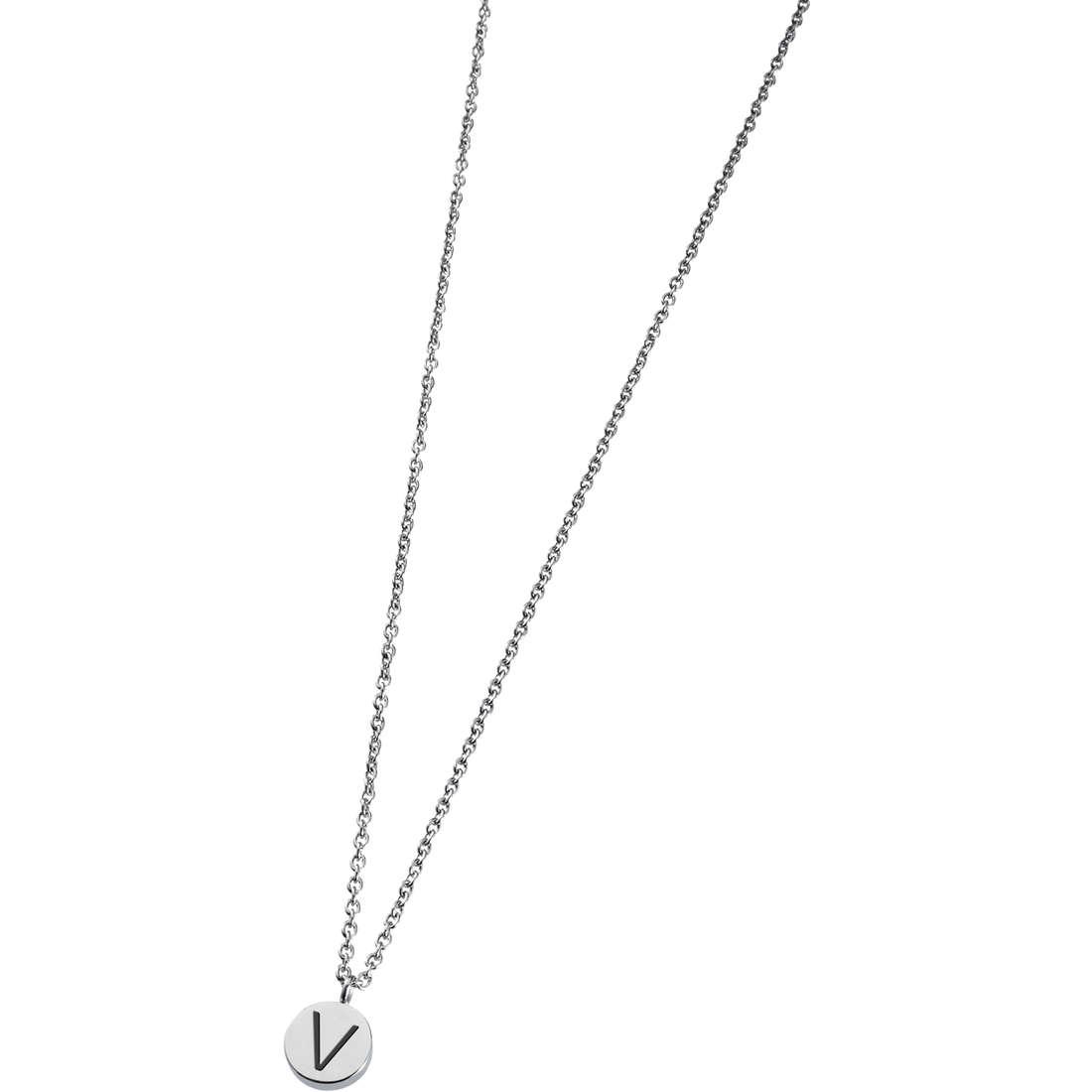 collana unisex gioielli Marlù Oui C'Est Moi 18CN028V