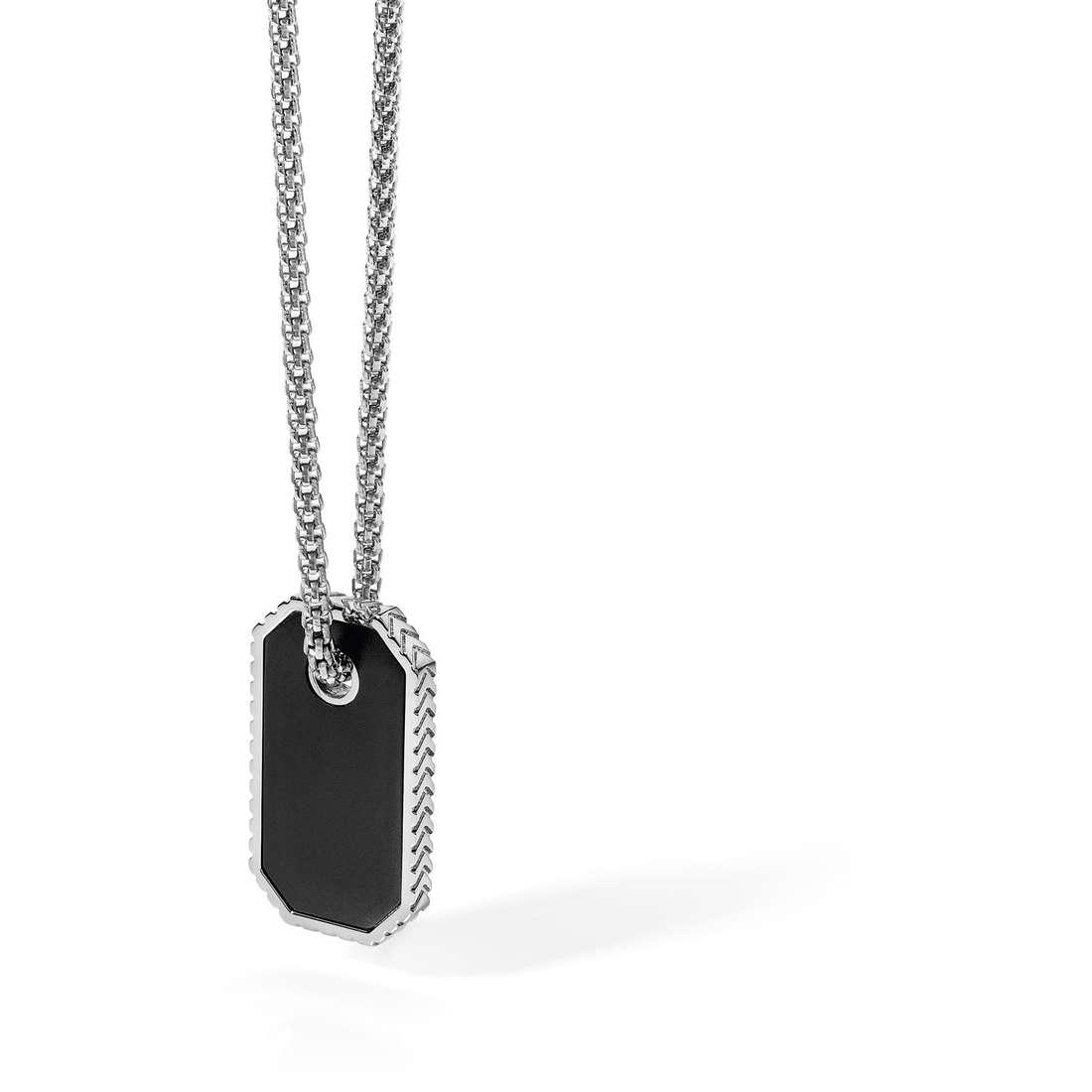 collana uomo gioielli Comete Acciaio UGL 407