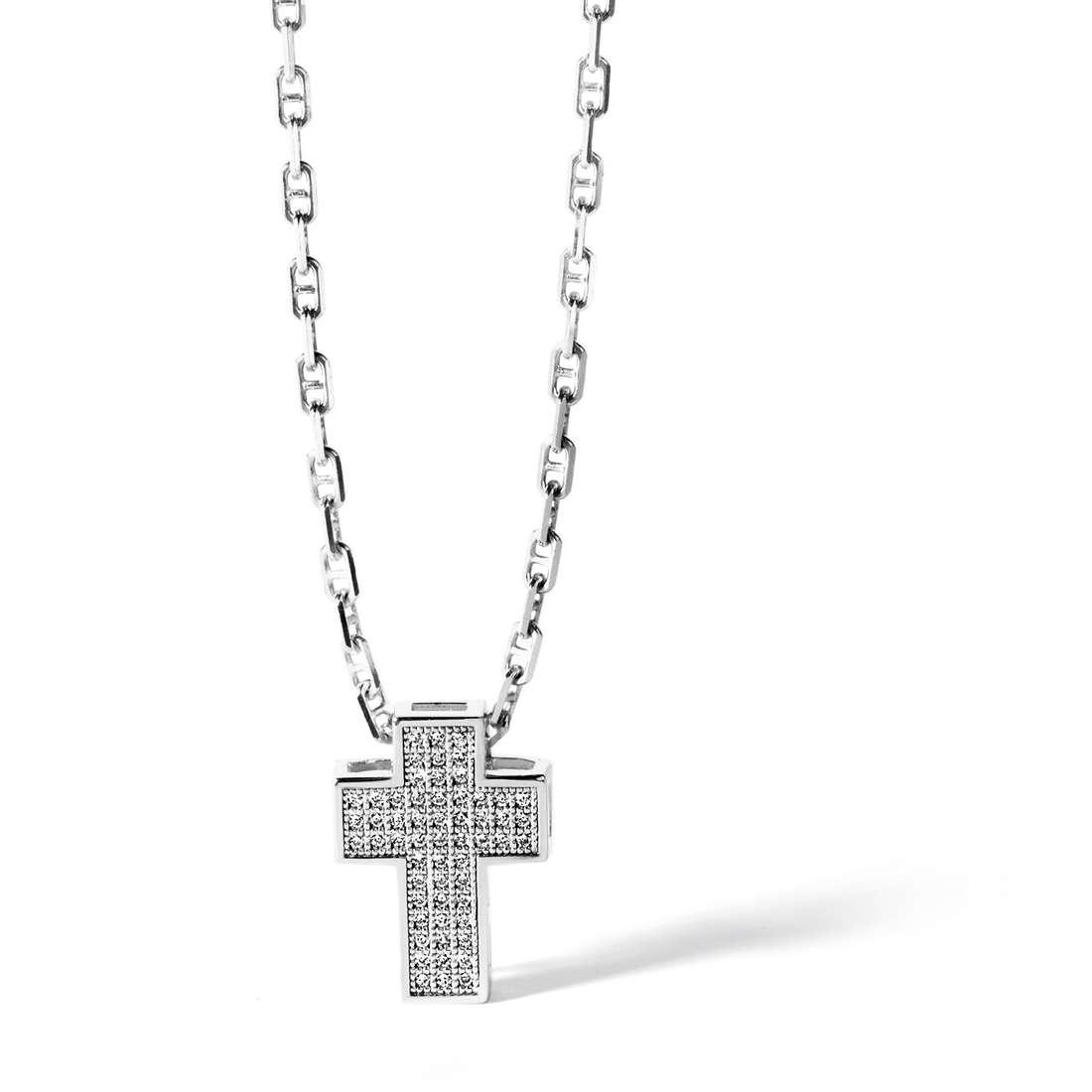 collana uomo gioielli Comete Argento 925 UGL 467