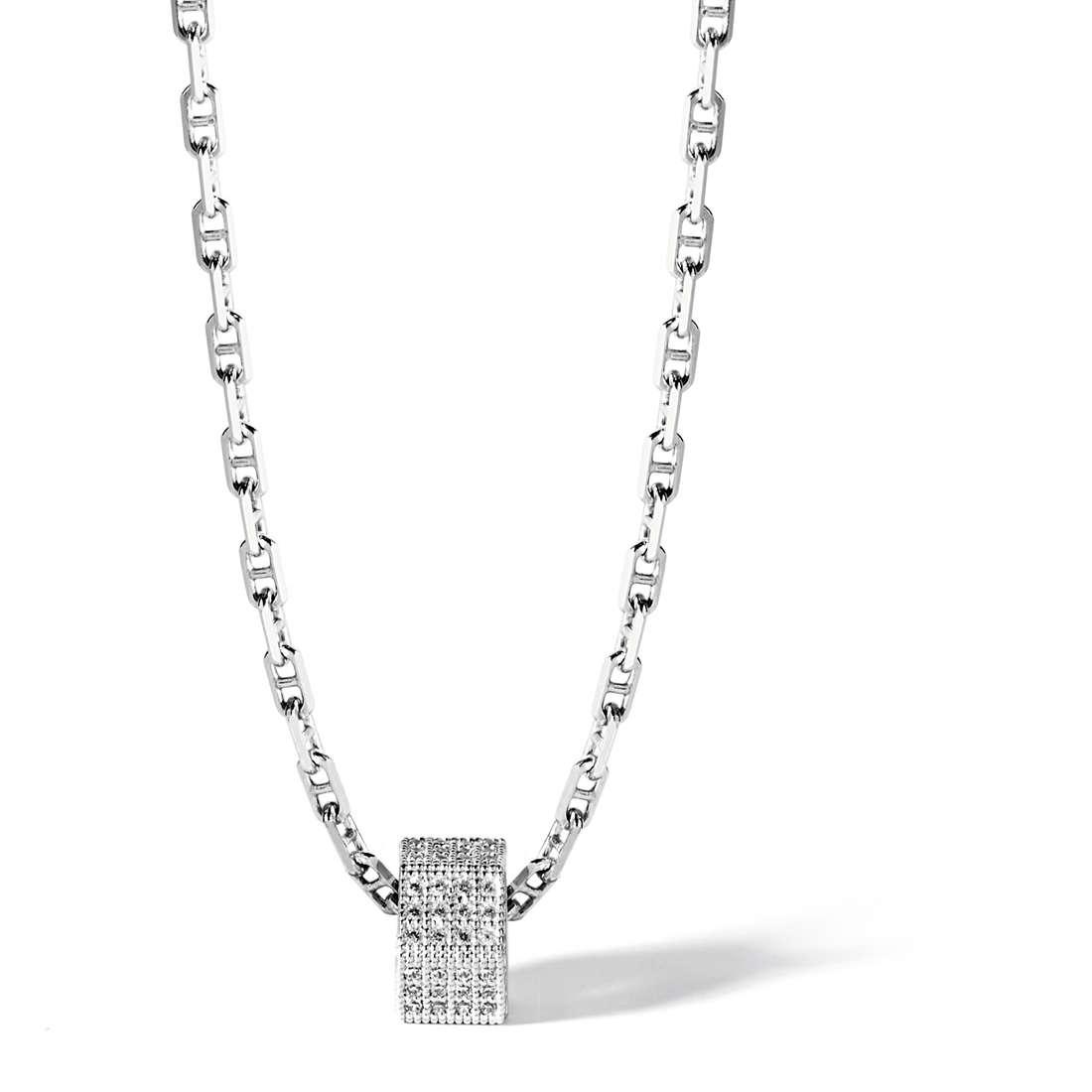 collana uomo gioielli Comete Argento 925 UGL 470