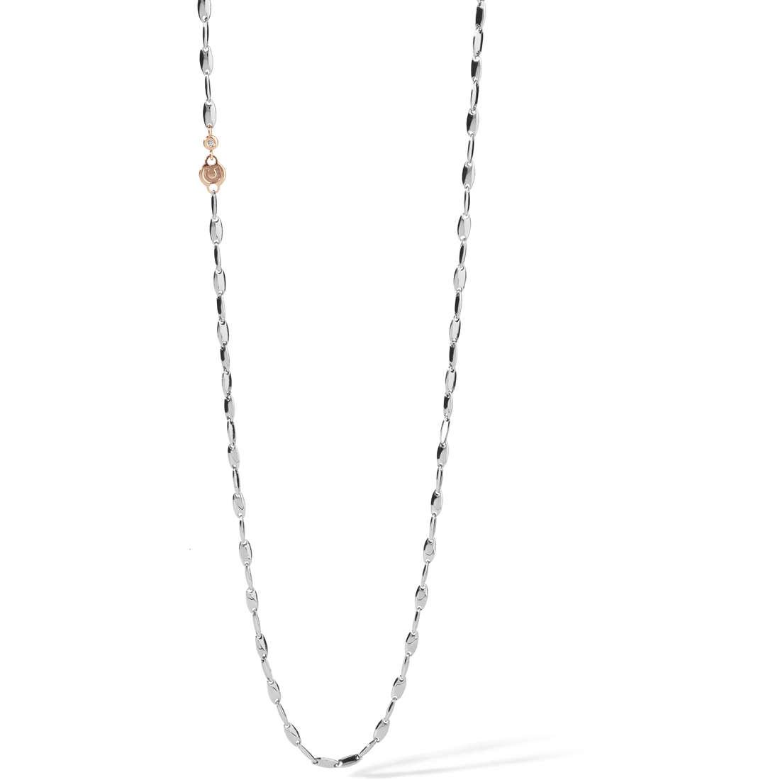 collana uomo gioielli Comete Elegance UGL 589 M50B