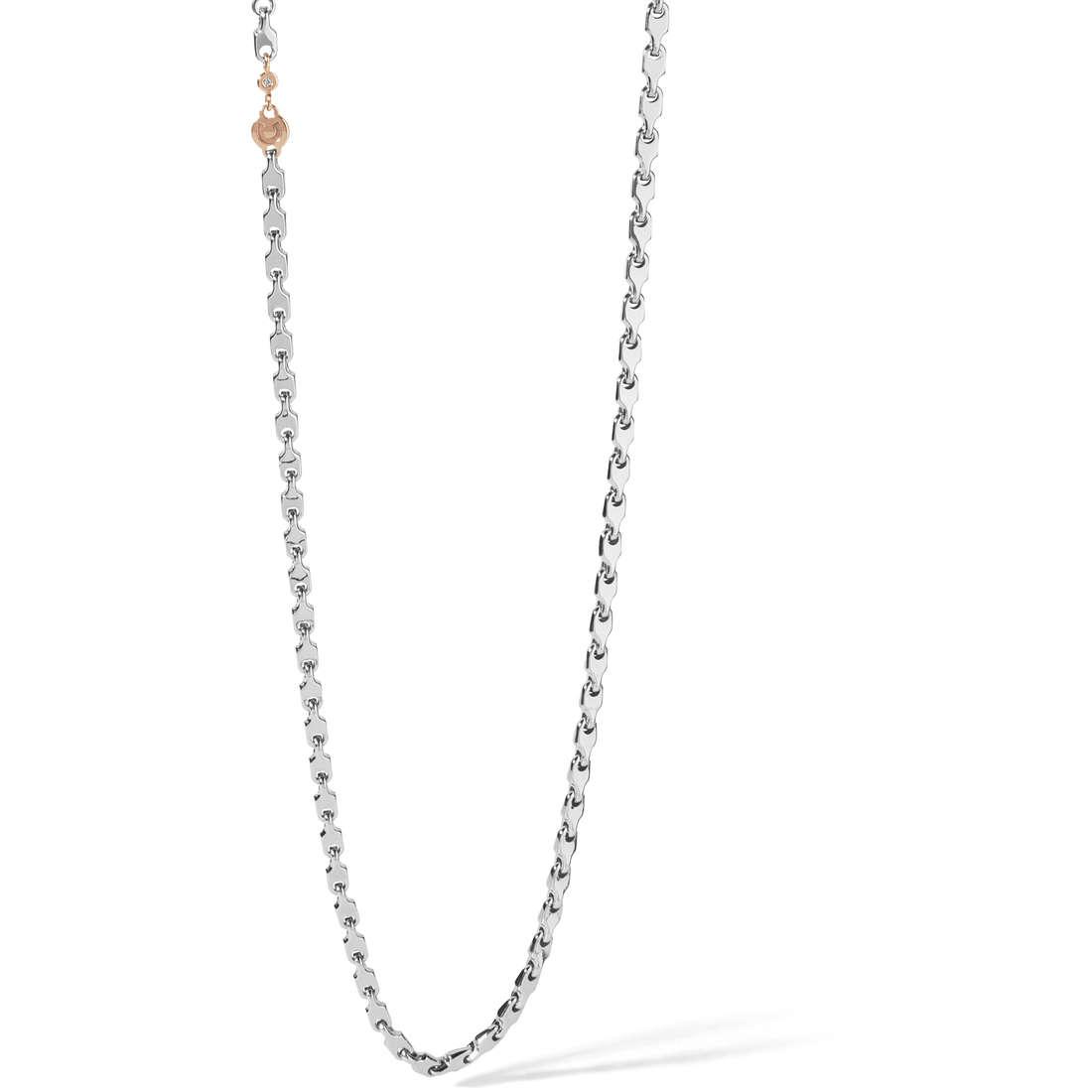 collana uomo gioielli Comete Elegance UGL 590 M50B