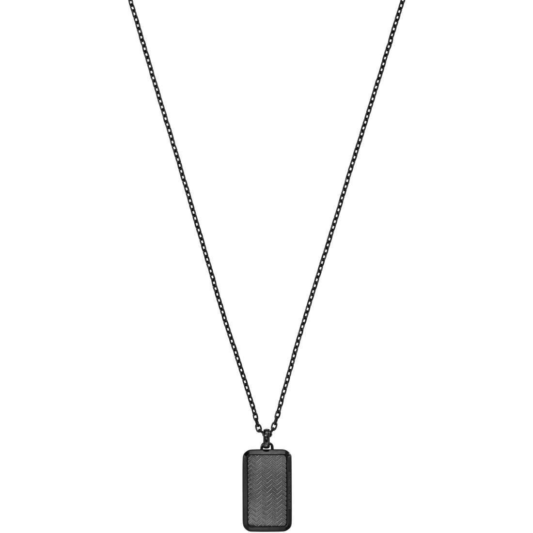 collana uomo gioielli Emporio Armani Deco EGS2255060