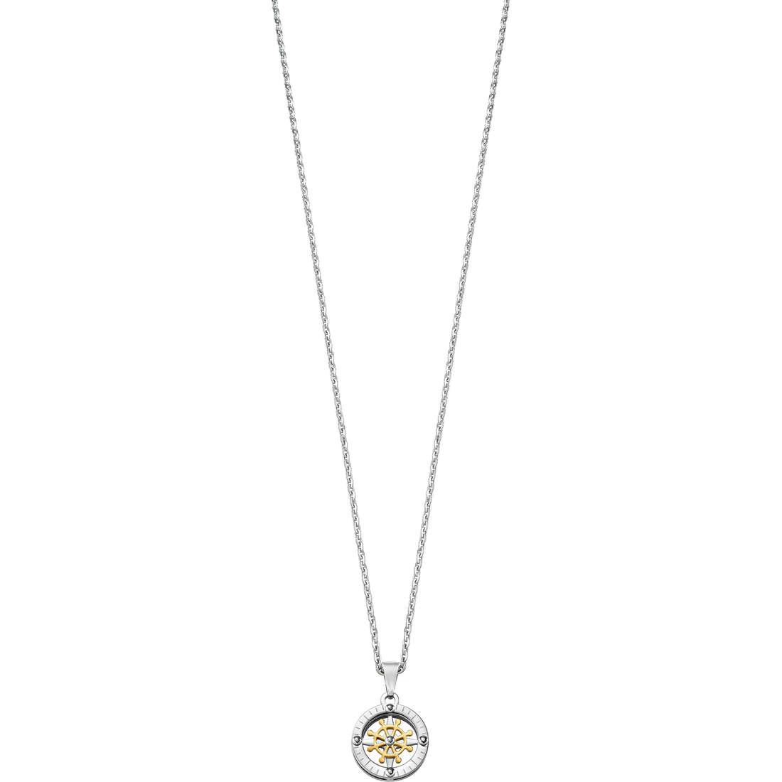 collana uomo gioielli Morellato Versilia SAHB02