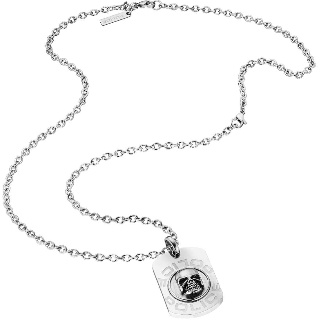 collana uomo gioielli Police S14AIF01C
