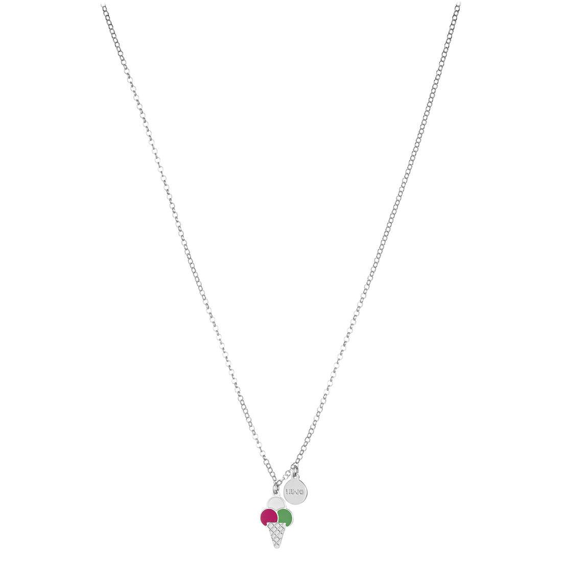 collier enfant bijoux Liujo BLJ353