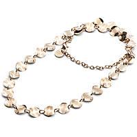 collier femme bijoux 4US Cesare Paciotti  Blacksmith Gold 4UCL1948W