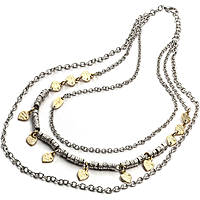 collier femme bijoux 4US Cesare Paciotti Classic Collection 4UCL1610W