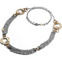 collier femme bijoux 4US Cesare Paciotti Classic Collection 4UCL1616W