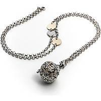 collier femme bijoux 4US Cesare Paciotti Classic Collection 4UCL1687W