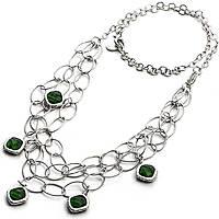 collier femme bijoux 4US Cesare Paciotti Deep Faith 4UCL1826W