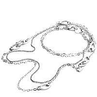 collier femme bijoux 4US Cesare Paciotti Eyedropper 4UCL1962W