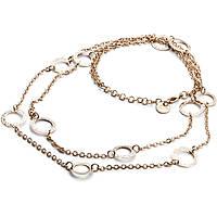 collier femme bijoux 4US Cesare Paciotti Gold Juggler 4UCL1979W