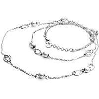 collier femme bijoux 4US Cesare Paciotti Romantic Pearl 4UCL1966W